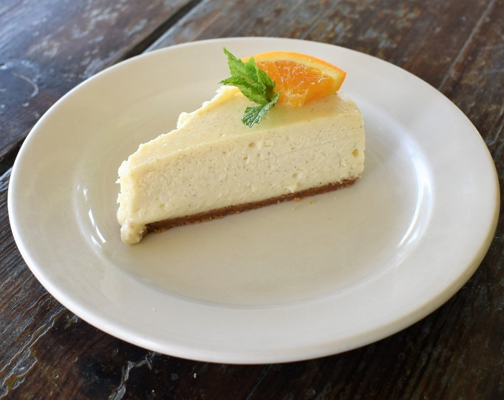 Rick's Famous Cheesecake