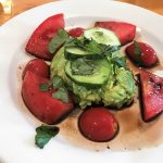 Tomato Avocado Salad with Balsamic